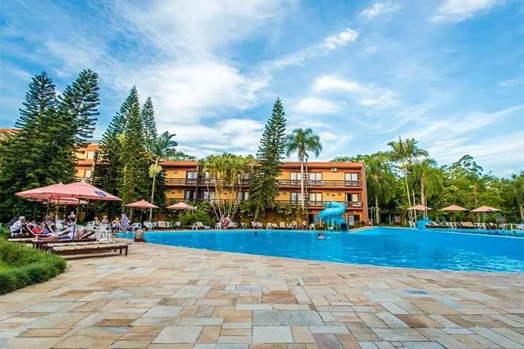 Rota da Baleia Franca: Hotel Internacional Gravatal (Foto: Divulgação)