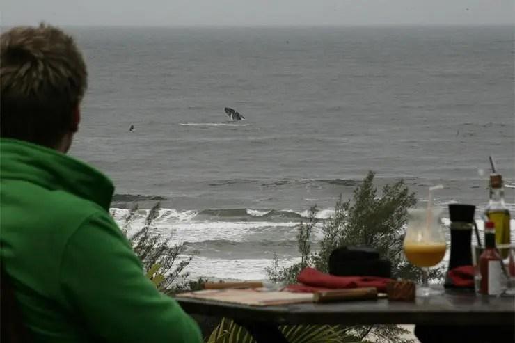 Rota da Baleia Franca: Restaurante Engenho do Mar (Foto: Divulgação)
