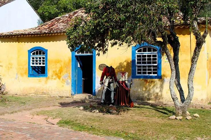 Rota da Baleia Franca: Casa de Anita Garibaldi em Laguna (Foto: Esse Mundo É Nosso)