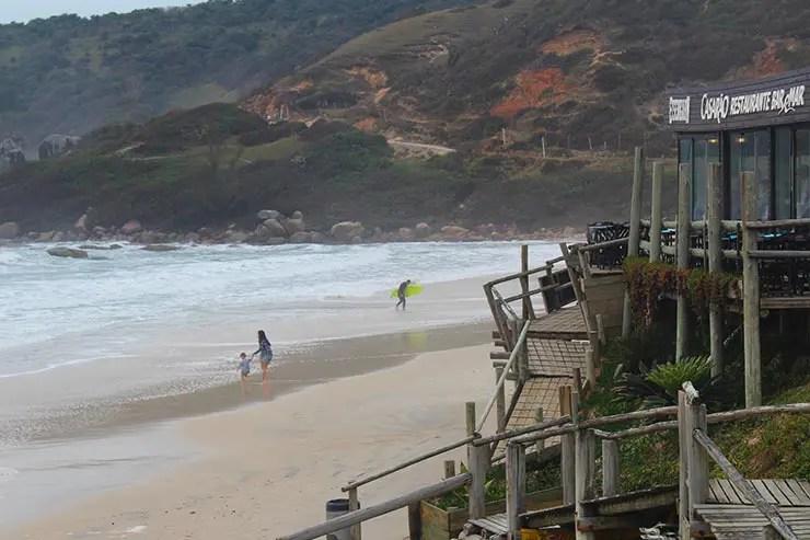 Rota da Baleia Franca: Restaurante Casarão (Foto: Esse Mundo É Nosso)