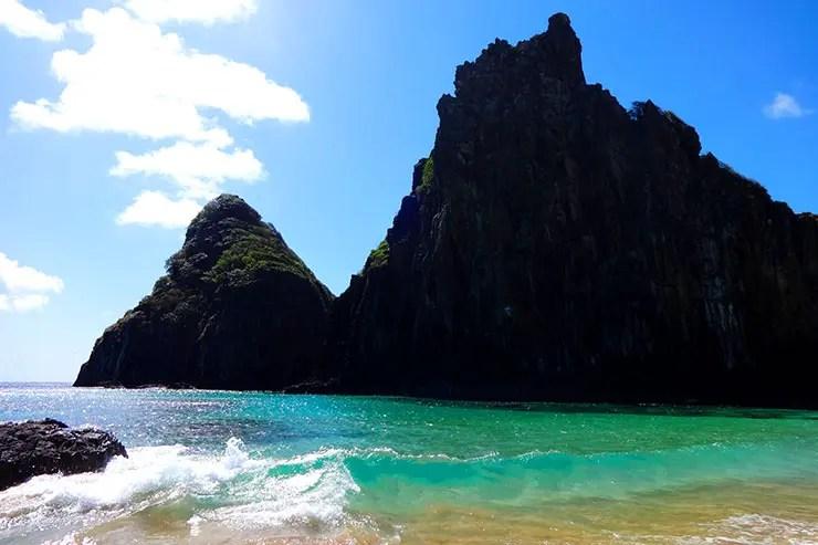 Praia da Cacimba do Padre em Fernando de Noronha (Foto: Esse Mundo É Nosso)