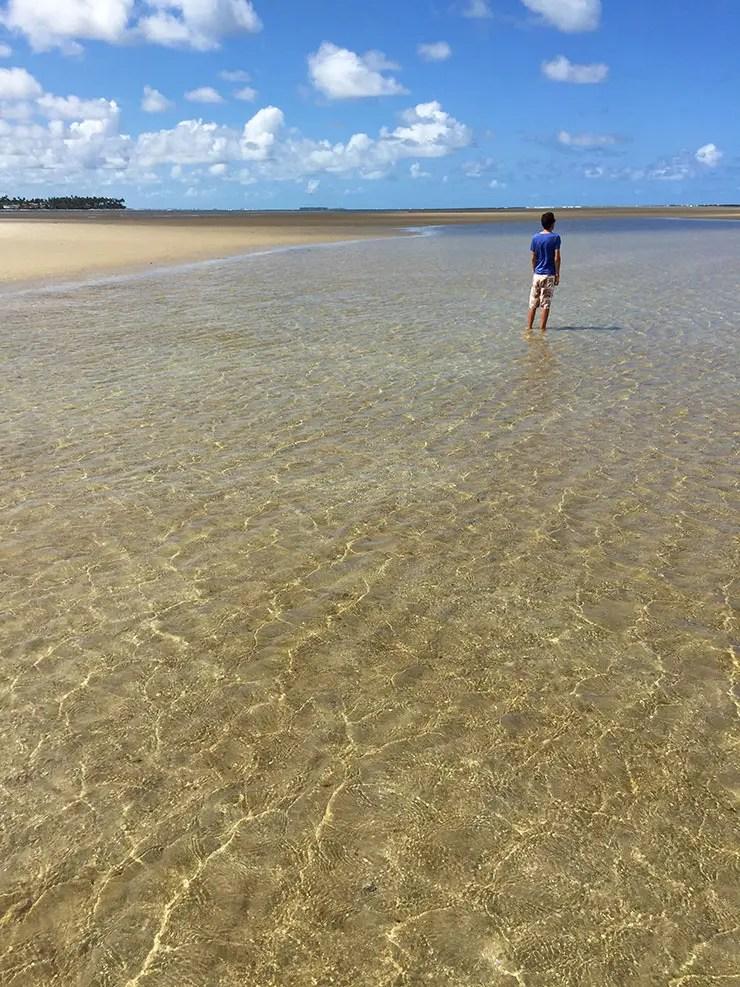O que fazer na Praia dos Carneiros (Foto: Esse Mundo é Nosso)