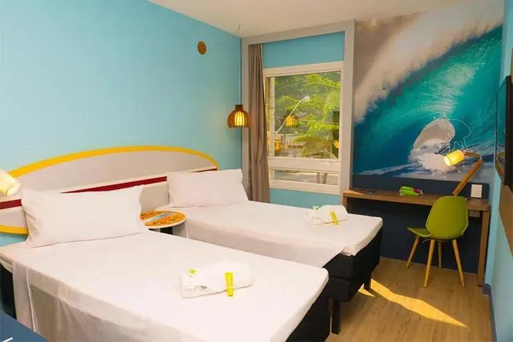 Onde ficar no Guarujá: Dicas de hotéis e onde se hospedar - ibis Styles (Foto: Divulgação)