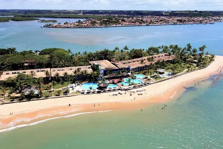 Praias de Arraial d'Ajuda: Praia do Apaga Fogo (Foto: Divulgação/Arraial d'Ajuda Eco Resort)