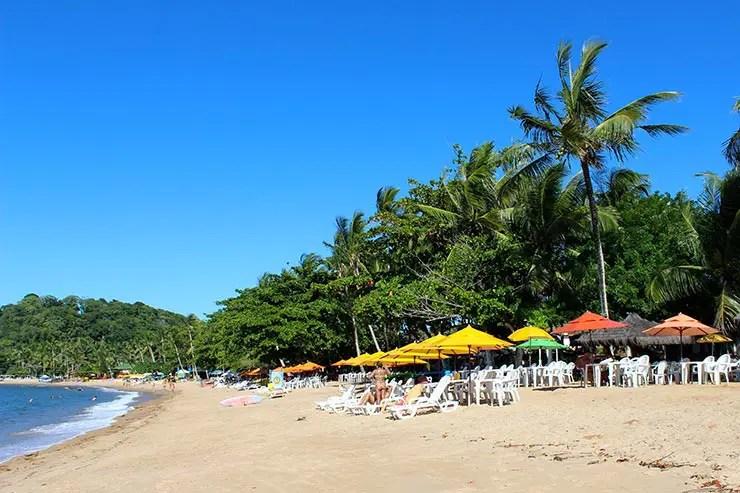 Melhores praias de Itacaré - Praia das Conchas (Foto: Esse Mundo É Nosso)