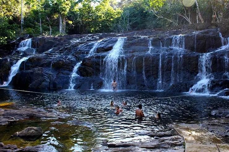 O que fazer em Itacaré: Cachoeira de Tijuípe (Foto: Esse Mundo É Nosso)