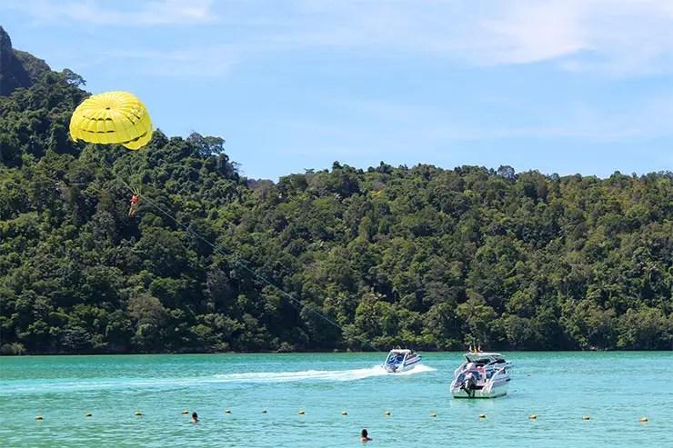 10 motivos pra viajar pra Phi Phi, Tailândia (Foto: Esse Mundo É Nosso)