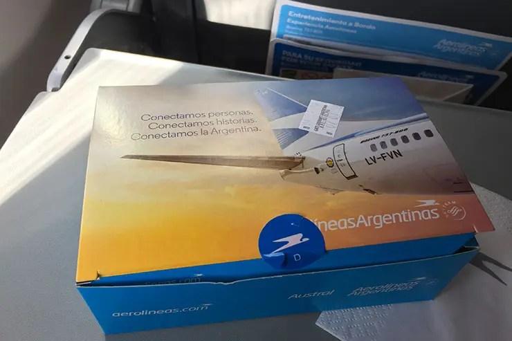Como é voar Aerolineas Argentinas 07