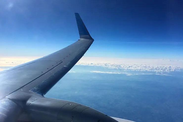 Como é voar Aerolineas Argentinas (Foto: Esse Mundo é Nosso)