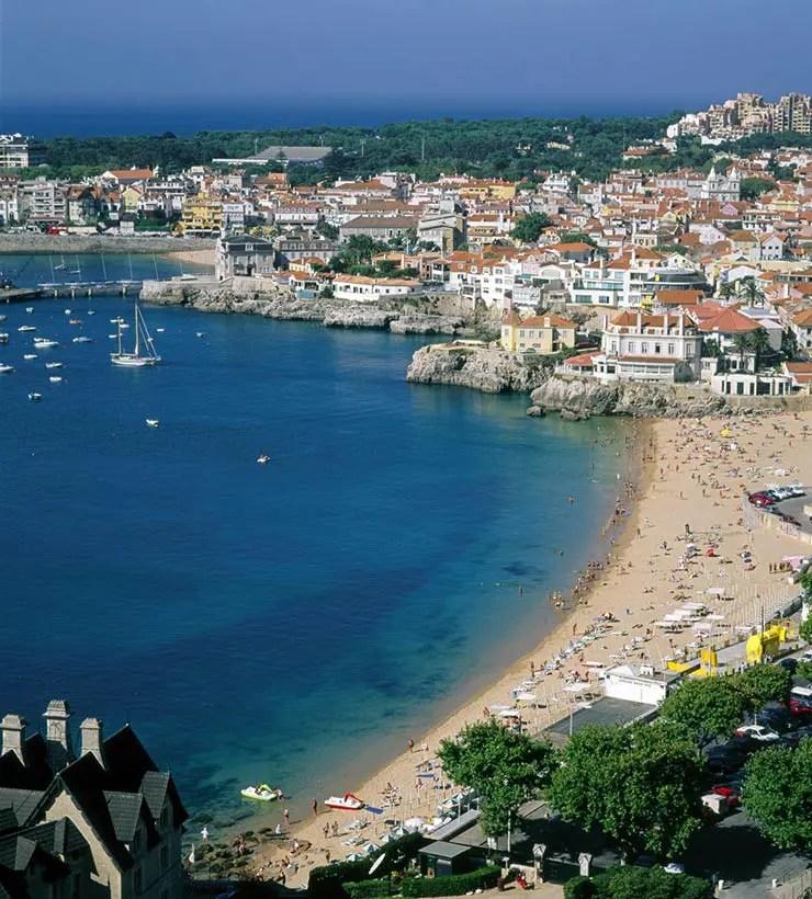 Cascais e Sintra em um dia - Cascais, Portugal (Foto: Junta de Turismo da Costa do Estoril)