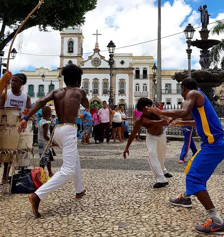 O que fazer numa parada de navio em Salvador (Foto: Esse Mundo É Nosso)
