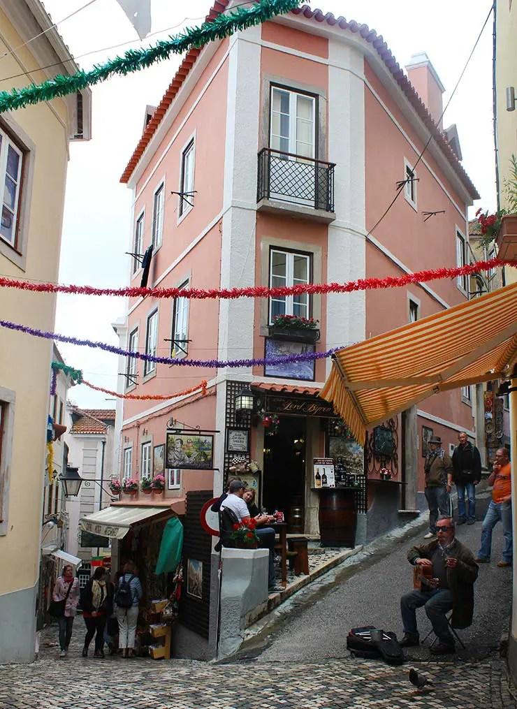 Cascais e Sintra em um dia - Sintra, Portugal (Foto: Esse Mundo É Nosso)