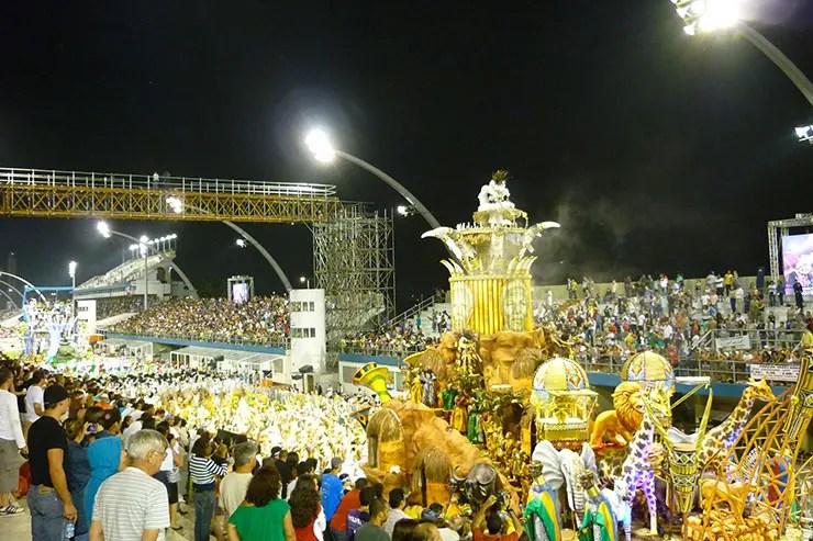 Qual é a data do Carnaval 2020: Anhembi (Foto: Esse Mundo é Nosso)