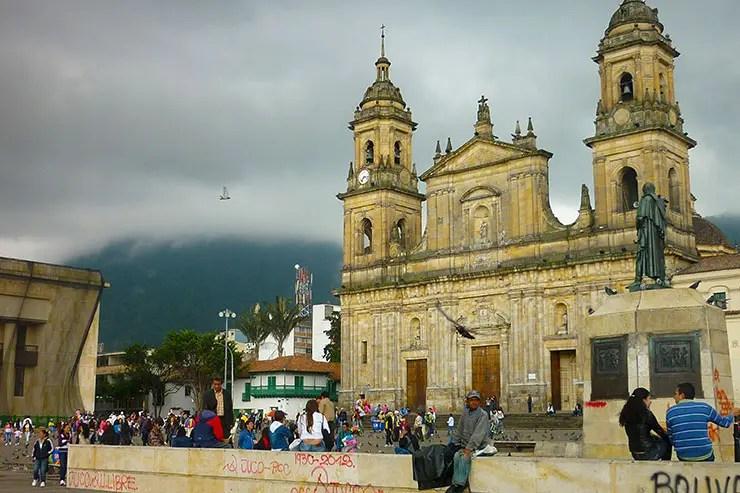 Imigração na Colômbia (Foto: Esse Mundo é Nosso)