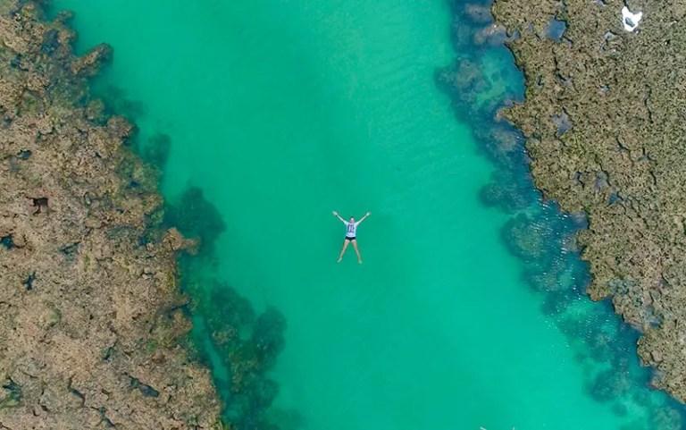 Piscinas Naturais do Toque (Foto: Esse mundo é Nosso)