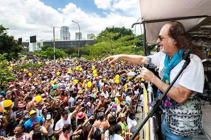 Alceu Valença em São Paulo (Foto: Marcos Credie – Divulgação/Facebook)