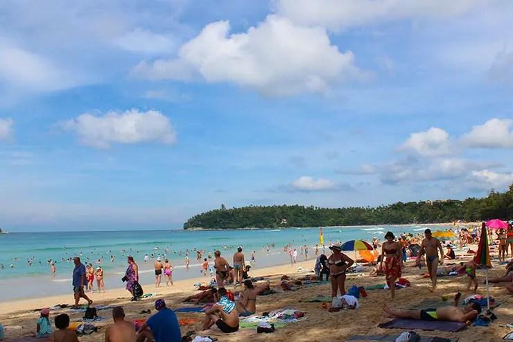 Praias de Phuket, Tailândia - Karon Beach (Foto: Esse Mundo É Nosso)