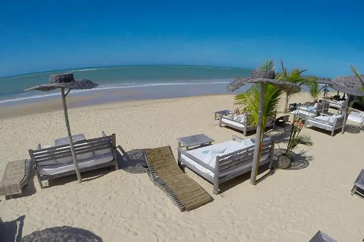 Praias de Trancoso - Praia dos Coqueiros (Foto: Esse Mundo É Nosso)