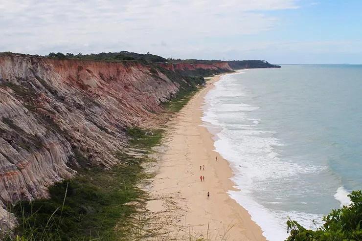 Praias de Trancoso - Praia do Rio da Barra (Foto: Esse Mundo É Nosso)