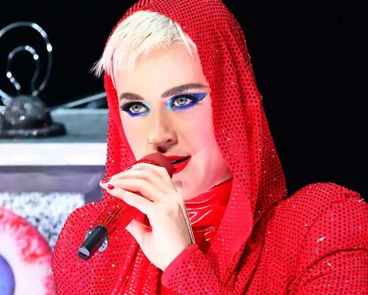 Show da Katy Perry em São Paulo (Foto: Shutterstock)