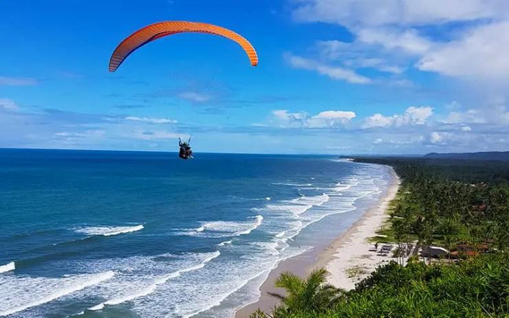 Mirante de Serra Grande, Bahia (Foto: Esse Mundo É Nosso)