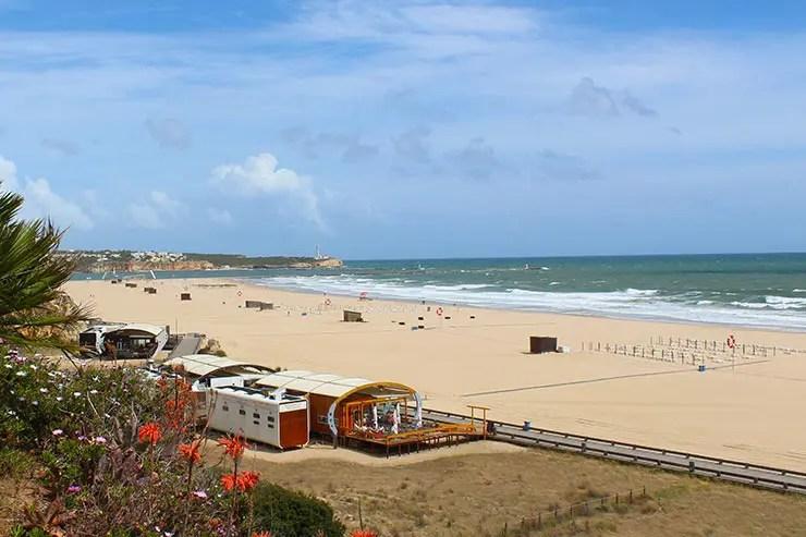 Melhores praias do Algarve, Portugal - Praia da Rocha (Foto: Esse Mundo É Nosso)