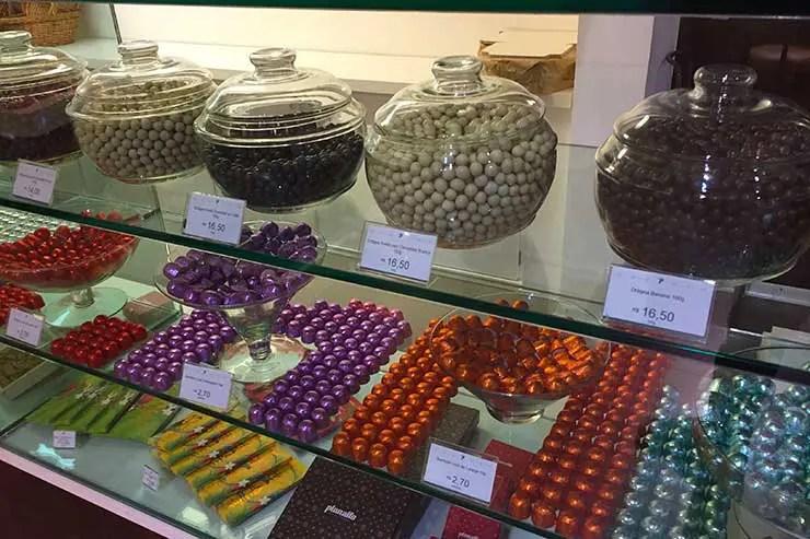 Chocolate em Gramado - Planalto (Foto: Esse Mundo é Nosso)