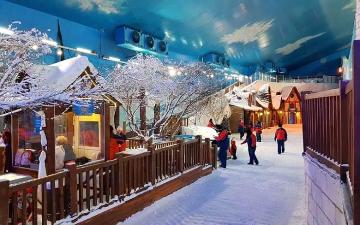 Snowland (Foto: Esse Mundo e Nosso)