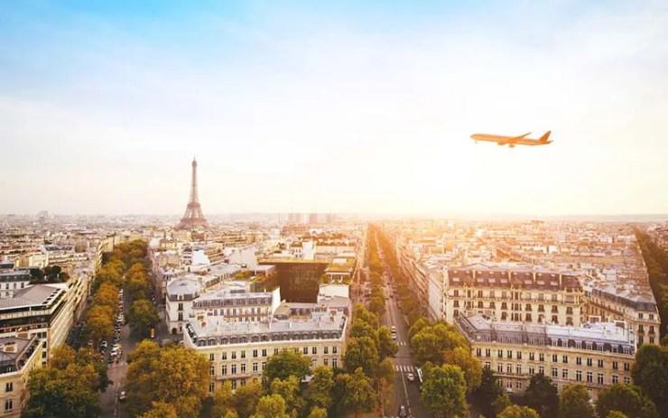 Como é a imigração na França - Paris (Foto via Shutterstock)