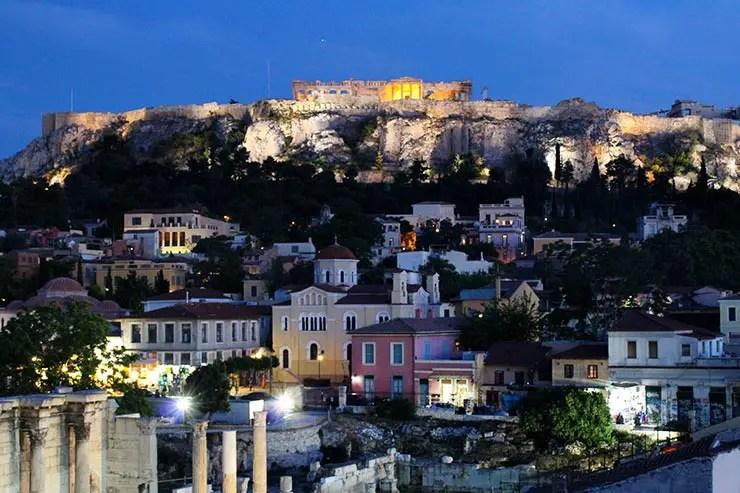 O que fazer em Atenas, Grécia (Foto: Esse Mundo É Nosso)