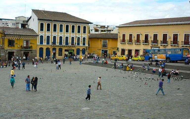 Seguro viagem para o Equador - Quito (Foto: Esse Mundo É Nosso)