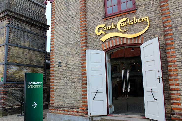 Carlsberg em Copenhagen (foto: Esse Mundo é Nosso)