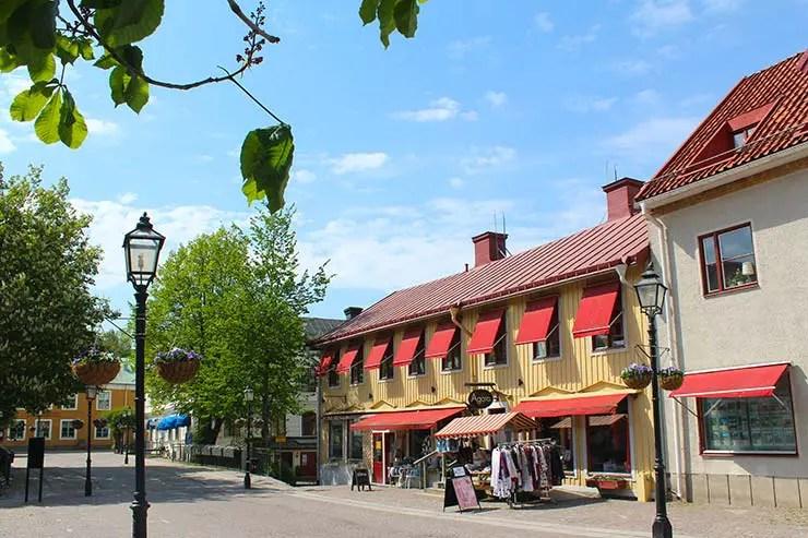 O que fazer em Trosa, Suécia (Foto: Esse Mundo É Nosso)