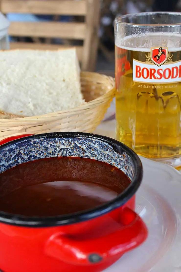 O que comer em Budapeste (Foto: Esse Mundo é Nosso)