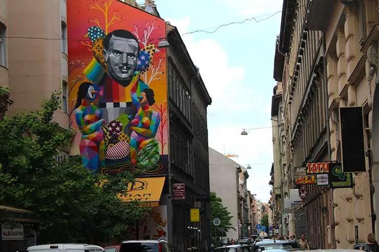 Onde ficar em Budapeste - Bairro Judeu (Foto: Esse Mundo É Nosso)