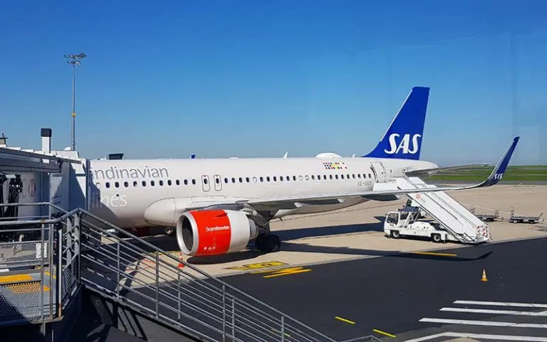 Como é voar SAS Scandinavian Airlines (Foto: Esse Mundo É Nosso)