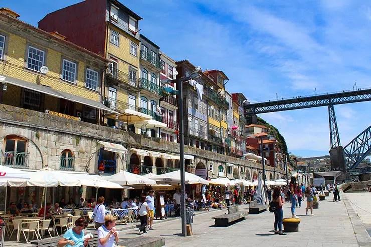 O que fazer no Porto, Portugal - Ribeira (Foto: Esse Mundo É Nosso)