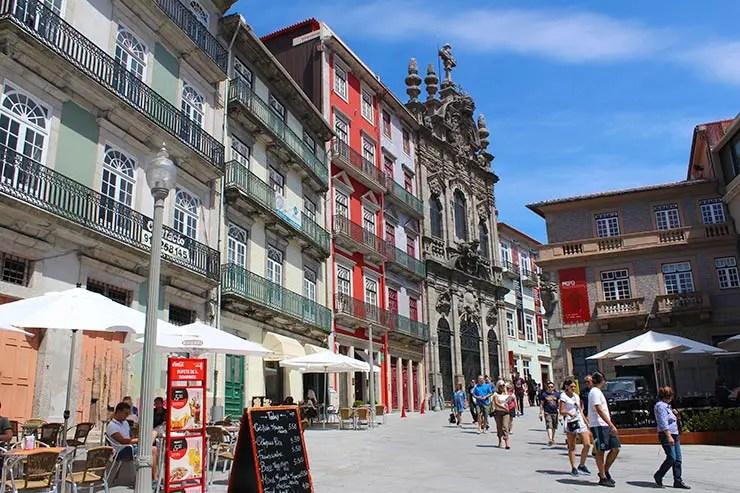 O que fazer no Porto, Portugal - Rua das Flores (Foto: Esse Mundo É Nosso)