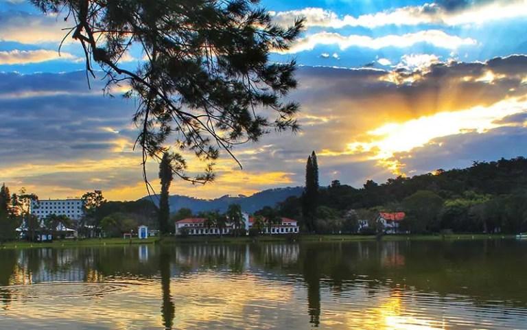 Onde ficar em São Lourenço, MG (Foto: Esse Mundo É Nosso)