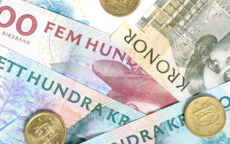 Que moeda levar para a Suécia (Foto PeJo via Shutterstock)