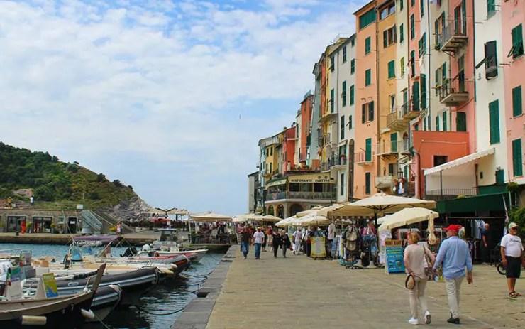 Como ir pra Portovenere, Itália (Foto: Esse Mundo É Nosso)