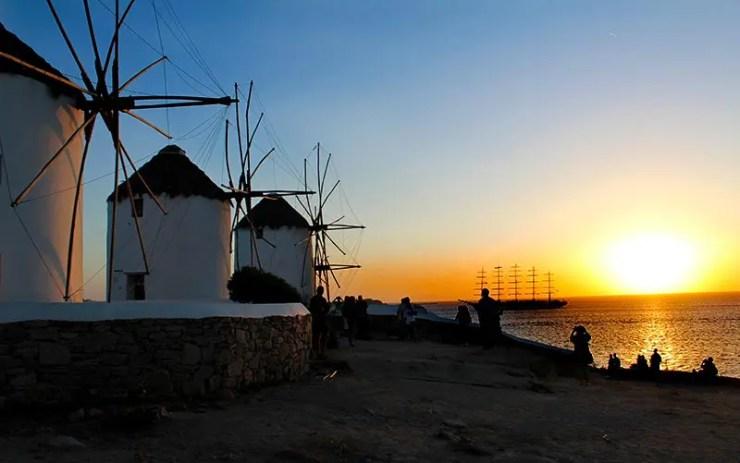 O que fazer em Mykonos, Grécia (Foto: Esse Mundo É Nosso)