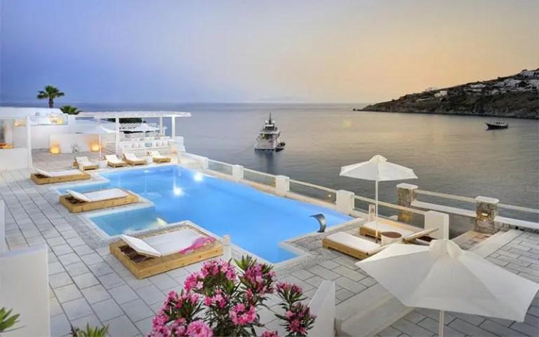 Onde ficar em Mykonos, Grécia (Foto: Divulgação)