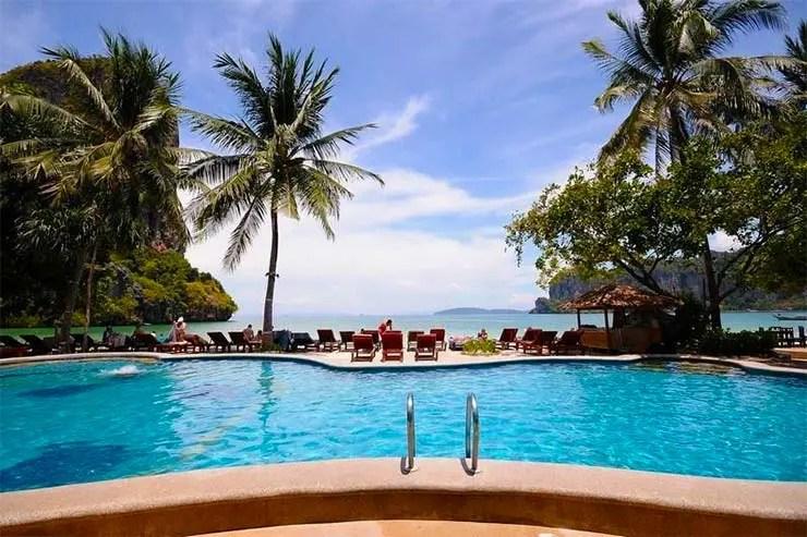 Onde ficar em Railay, Tailândia - Railay Bay Resort (Foto: Divulgação)