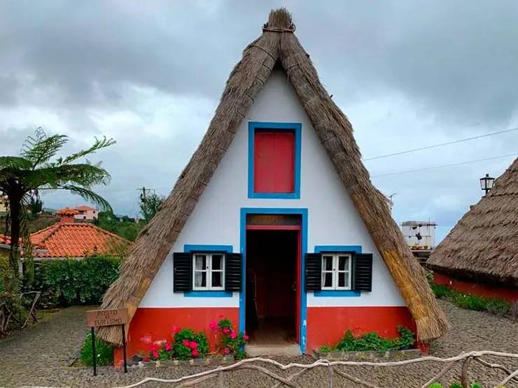 Santana, Madeira (Foto: Esse Mundo é Nosso)