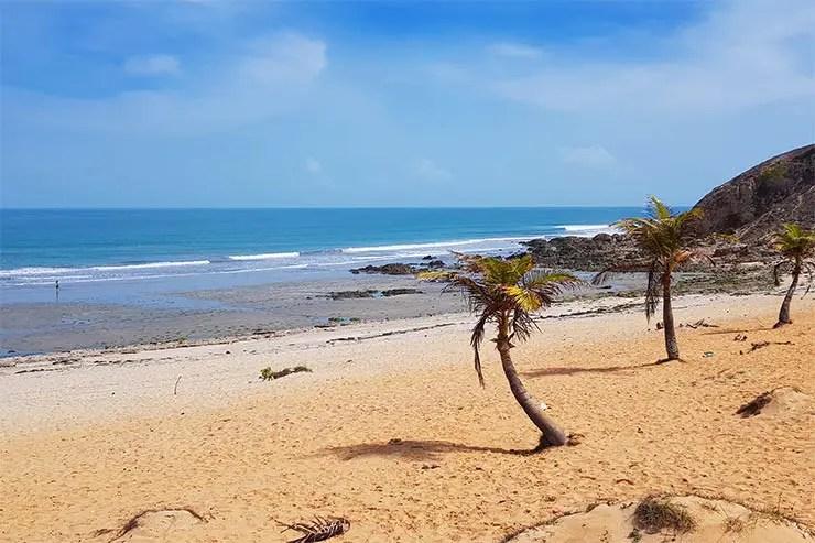 Praia da Malhada - Melhores praias de Jericoacoara, Ceará (Foto: Esse Mundo É Nosso)