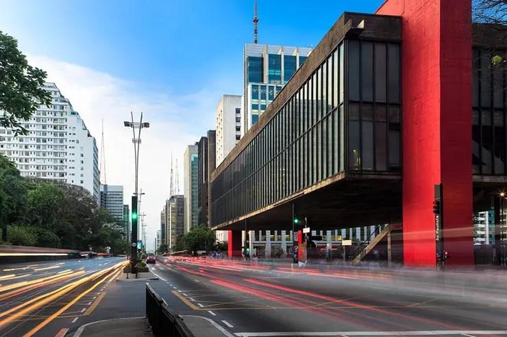 Onde ficar na Avenida Paulista, SP (Por Thiago Leite via Shutterstock)