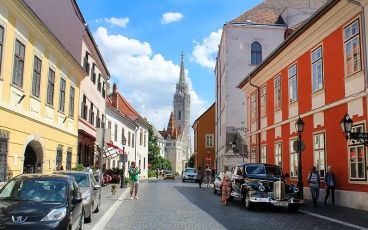 Onde ficar em Budapeste - Budavár (Foto: Esse Mundo É Nosso)