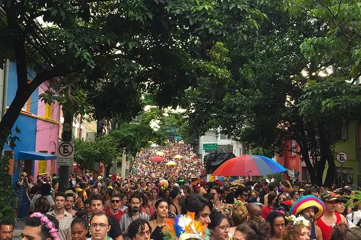 Blocos do Carnaval de São Paulo (Foto: Esse Mundo é Nosso)