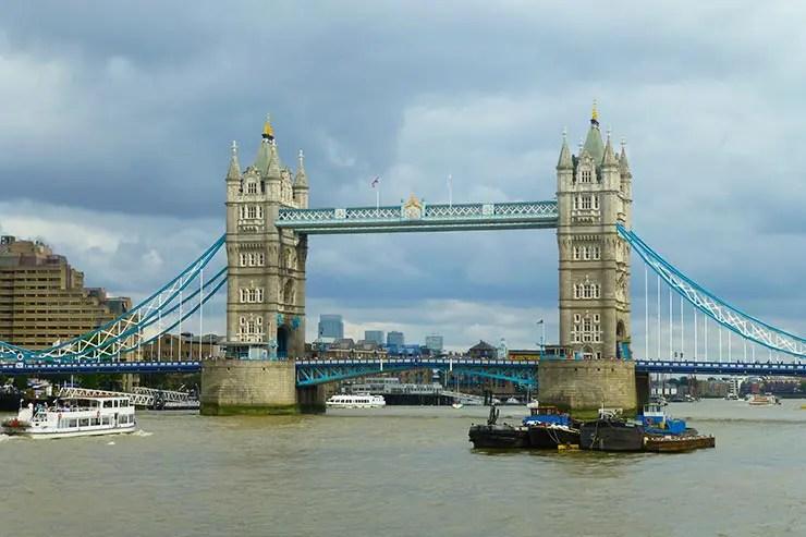 Imigração em Londres (Foto: Esse Mundo é Nosso)